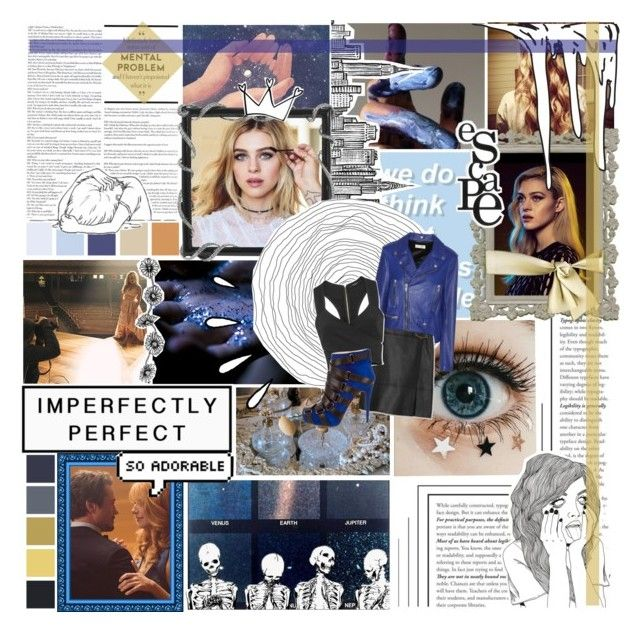 """""""""""What did you do to my eyes // What did you sing to that lonely child // Promised it all but you lied // You better slow down baby soon // It's all or nothing to you"""""""" by titanium-druzy ❤ liked on Polyvore featuring art and marvelacademyround3"""