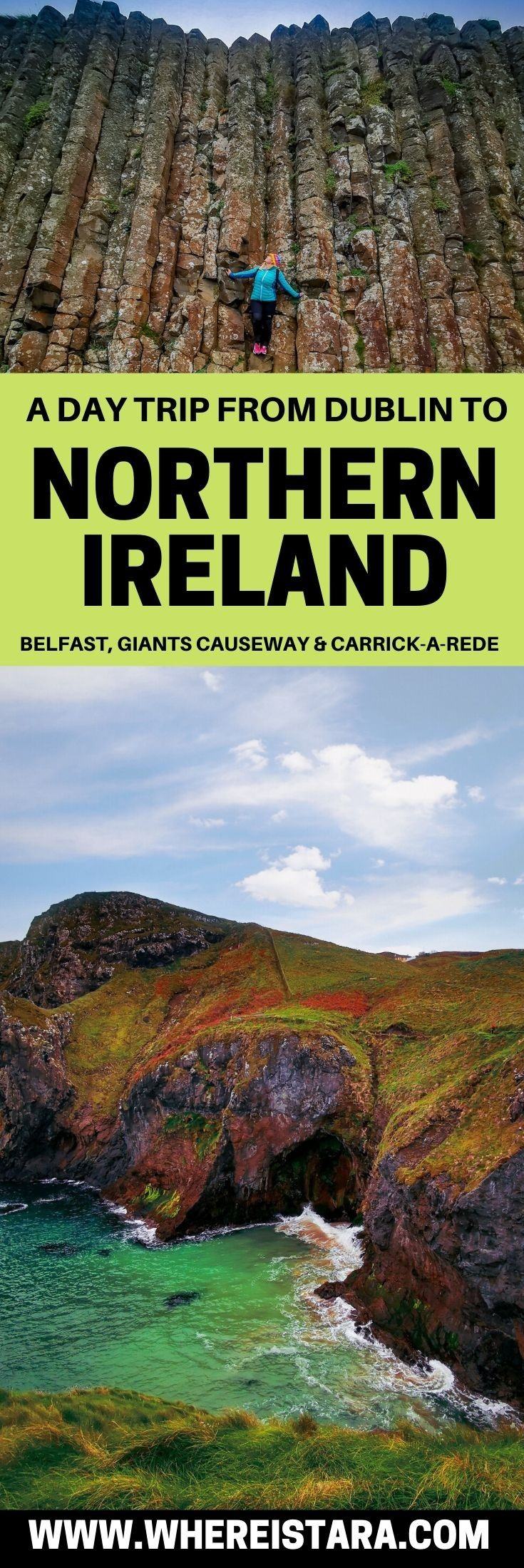 Exploring the Highlights of Northern Ireland in a Day
