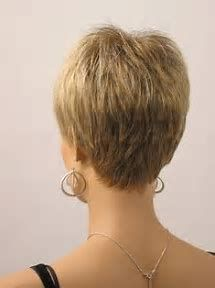 Image Result For Short Hairstyles For Women Over 50 Back View