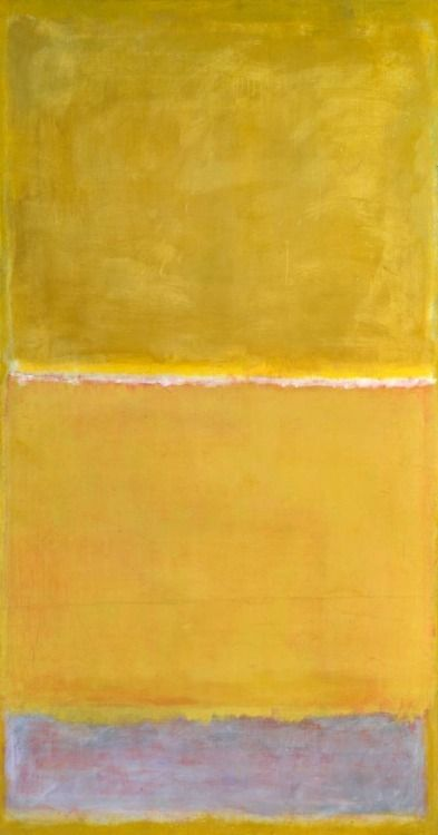 fourteenth:  Mark Rothko (1903‑1970)