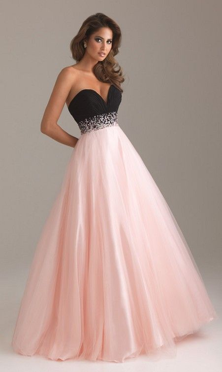 Prom Dresses....... add a little | My Style | Pinterest | Prom ...