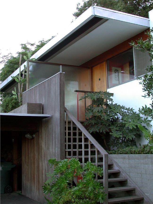 Perkins house (1955) Richard Neutra Lovely Mid-Century and