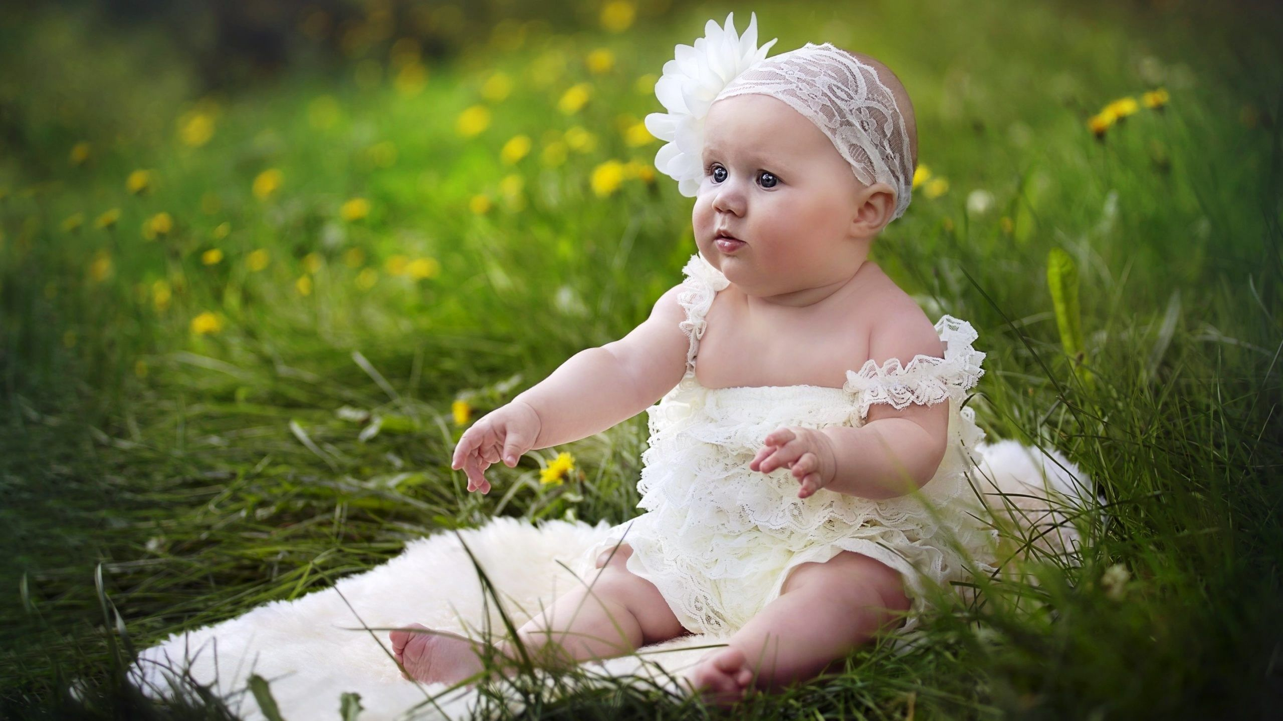 Sweet Babies Wallpaper Picture For Desktop