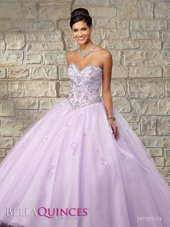 quinceanera dresses light purple - Google Search | 17 | Pinterest ...