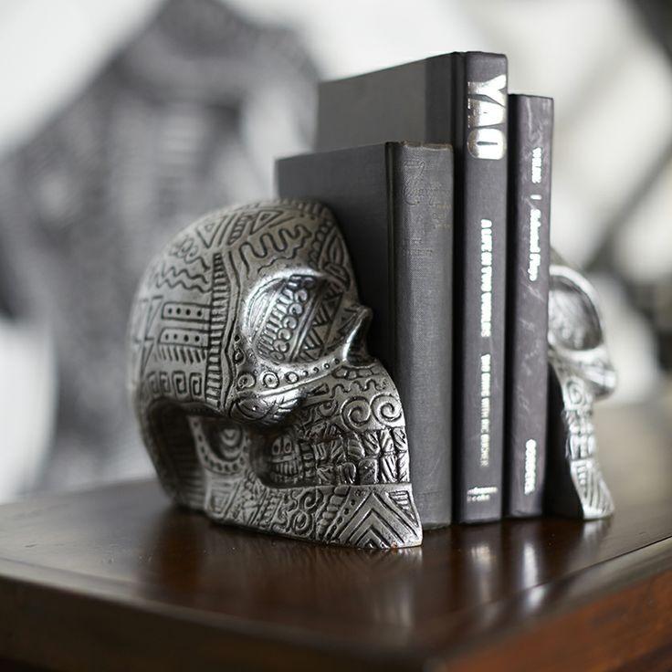 Zio Ziegler For PBteen Collection, more skull art and design at skullspiration.com
