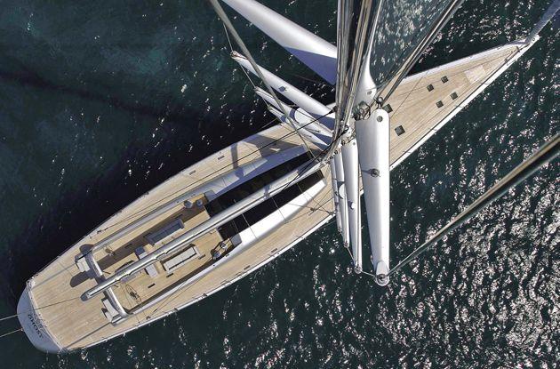 Innenarchitektur Yacht ghost yacht design by luca brenta for vitters shipyard interior
