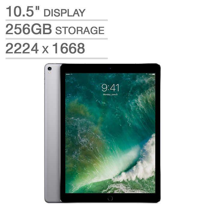 Costco Apple Ipad Pro A10x Chip 256gb For 649 99 Reg 769 99 Save 120 Deals Finders Ipad Wifi Ipad Pro New Apple Ipad