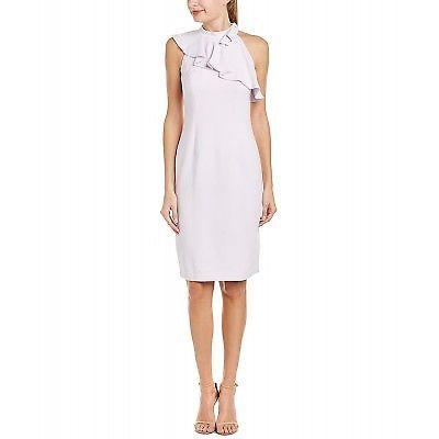 bbd35c28 Nwot Teri Jon By Rickie Freeman Mock-Neck W/ Asymmetrical Ruffled Dress  Size 2 #fashion #clothing #shoes #accessories #womensclothing #dresses  (ebay link)