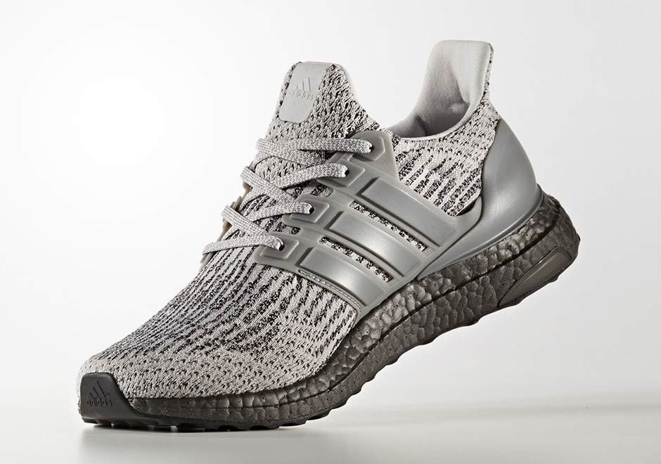 12f5b7521d06 Adidas Ultra Boost 3.0 Triple Grey