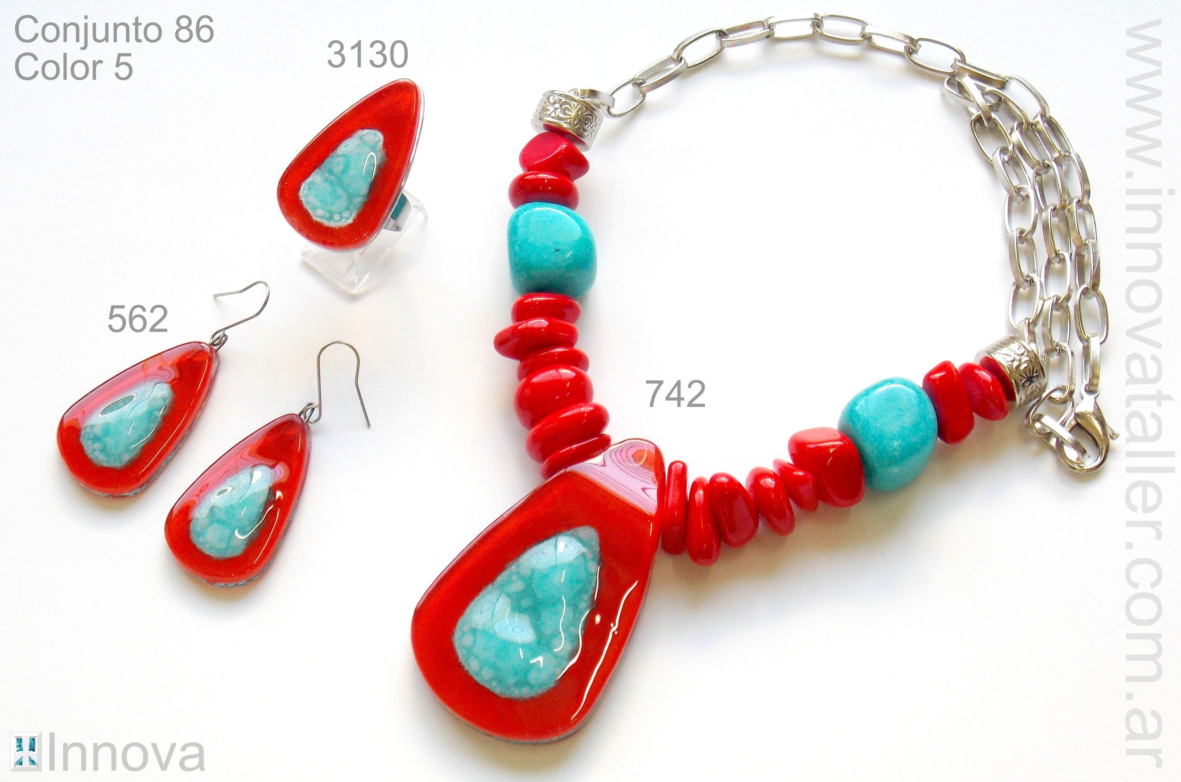 1a612609b5e7 Innova es una empresa argentina dedicada al diseño y produccion artesanal  de joyas