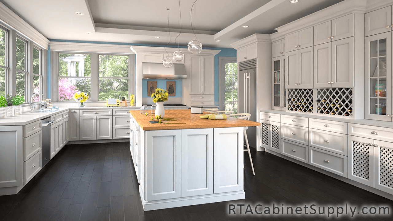 Pin By J M Clemmer On Beautiful White Kitchens 2 Online Kitchen Cabinets Pre Built Kitchen Cabinets Farm Style Kitchen Cabinets