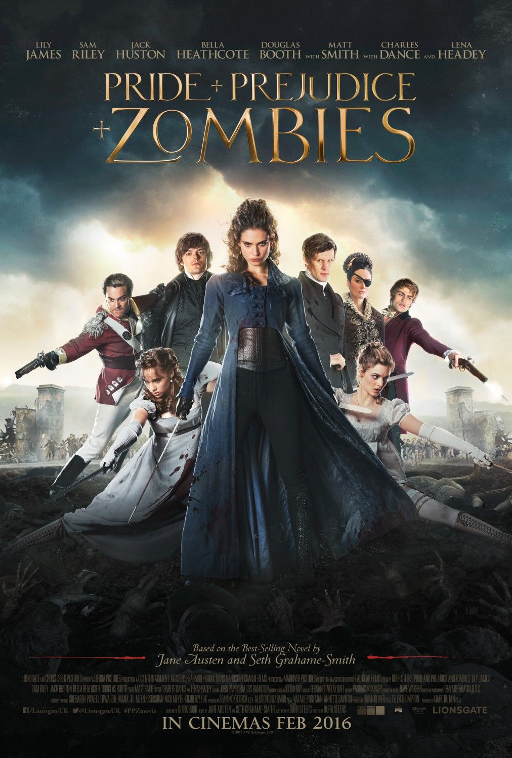 Return To The Main Poster Page For Pride And Prejudice And Zombies Pride And Prejudice And Zombies Pride And Prejudice Watch Pride And Prejudice