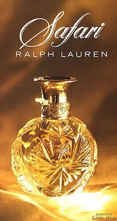 Ralph Lauren Safari I Love This Bottle And I Have A Large Factice