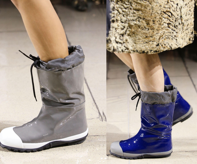 Miu Miu Patent Leather Wellington Boots wDfAJbDM