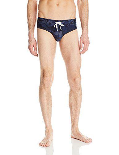 Vintage Shark Scuba Dive Flag Mens Comfort Underwear Basic Brief