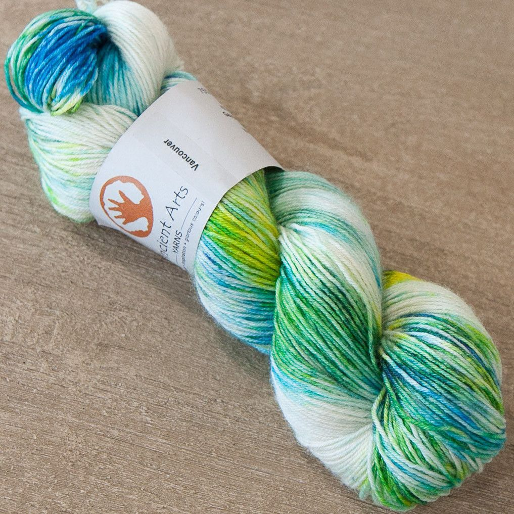 Ancient Arts Merino Silk Sock Yarn