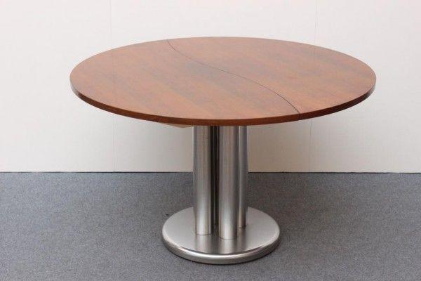 Esse S Dining Table By De Pas DUrbino Lomazzi For Acerbis