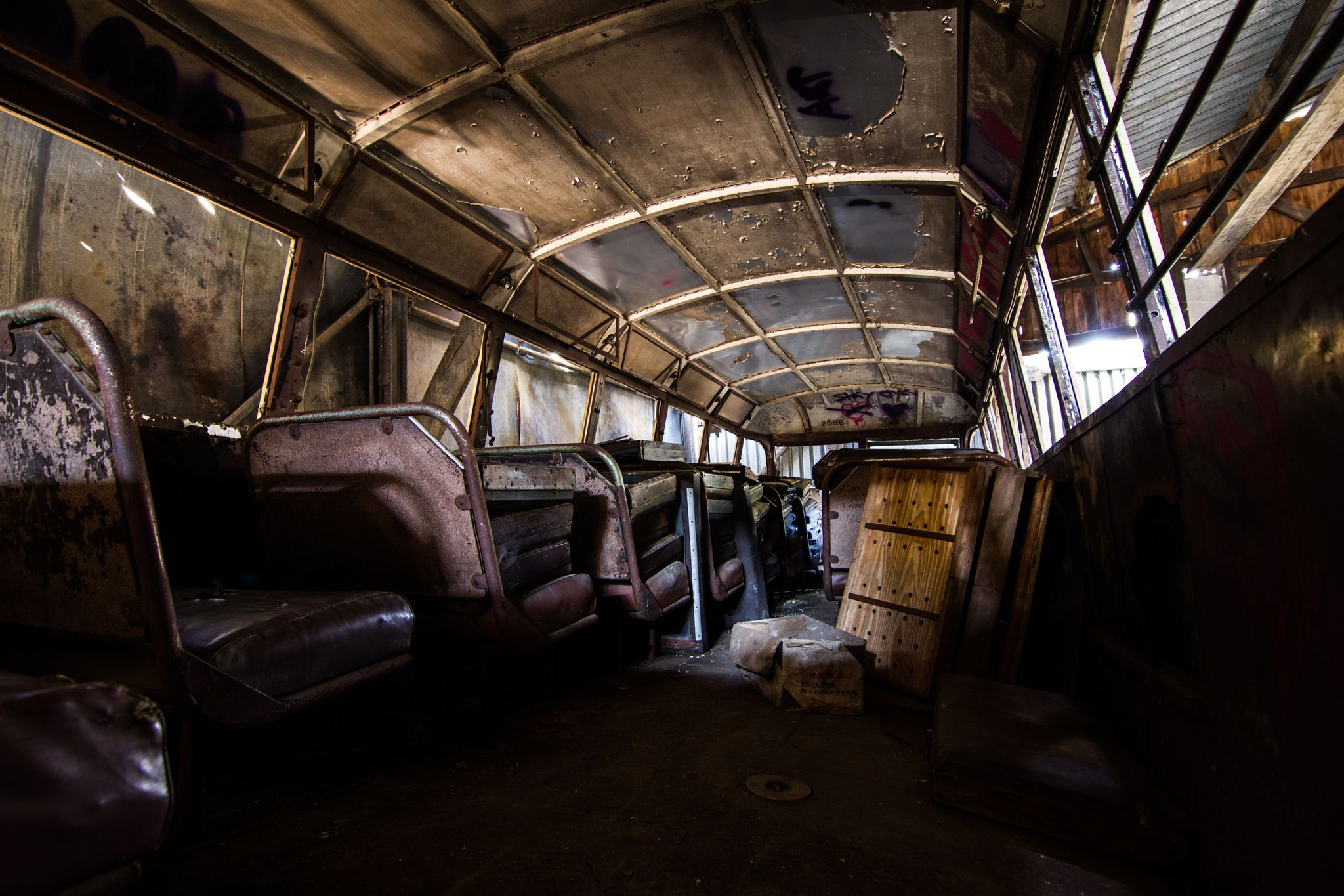 All seats taken by Brian Stewart / 500px