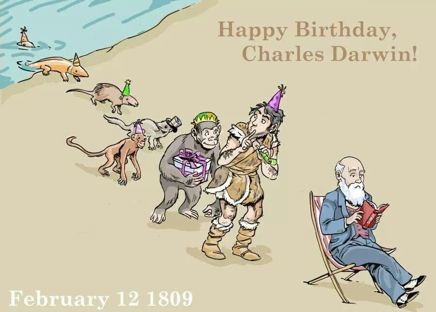 Happy b-day Charles!