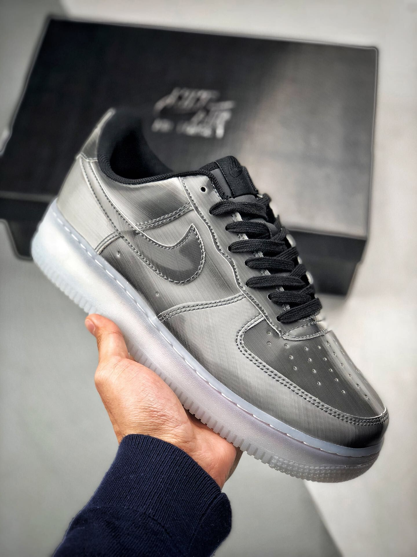 sneakers for cheap 2471a fd101 NIKE Air Force 1 07 Low Demon 718152-021