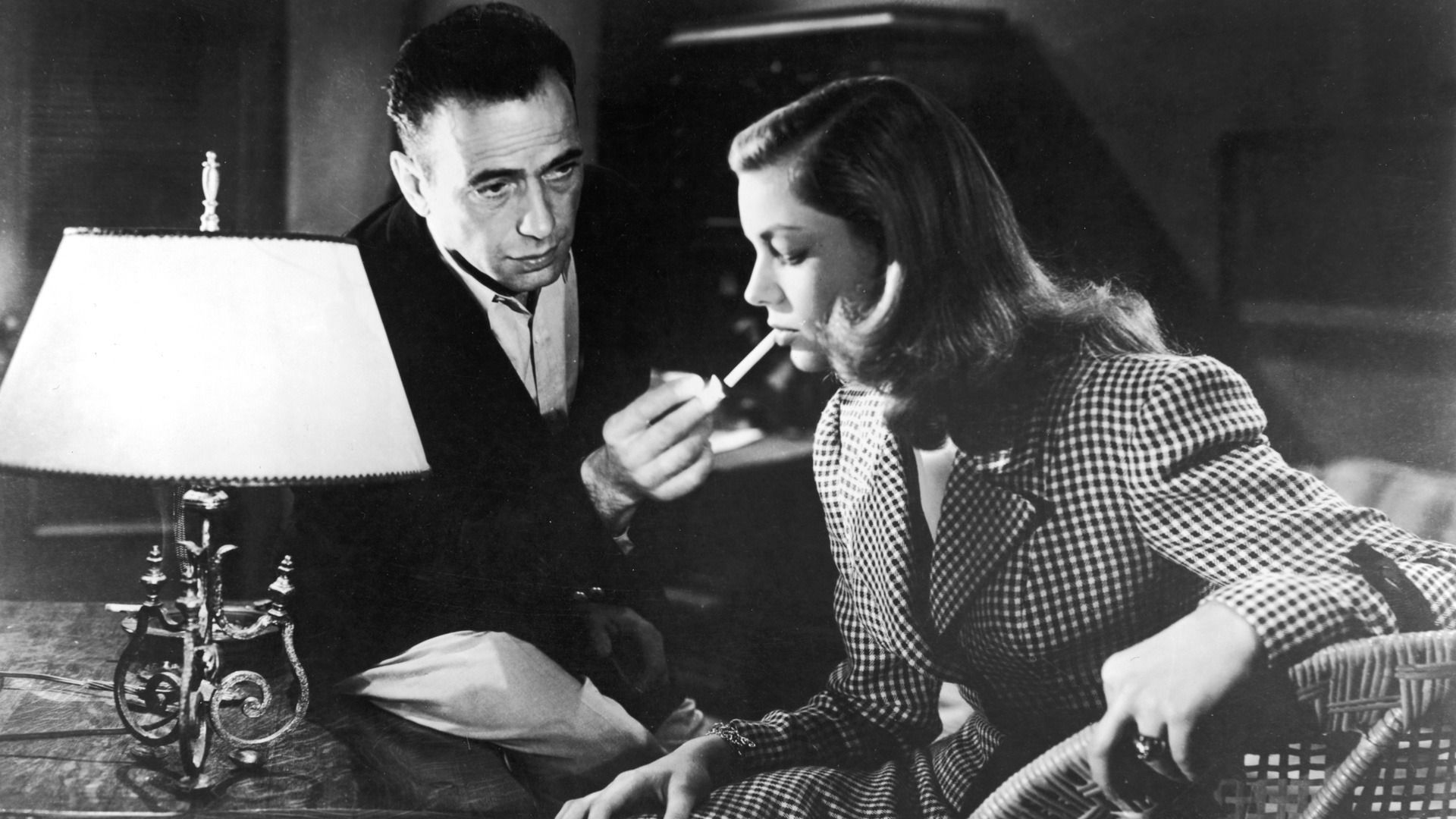 Anyone Got a Match?': 10 Smoldering Lauren Bacall Moments