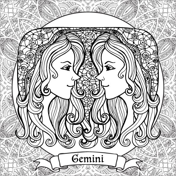 Gemini adult books