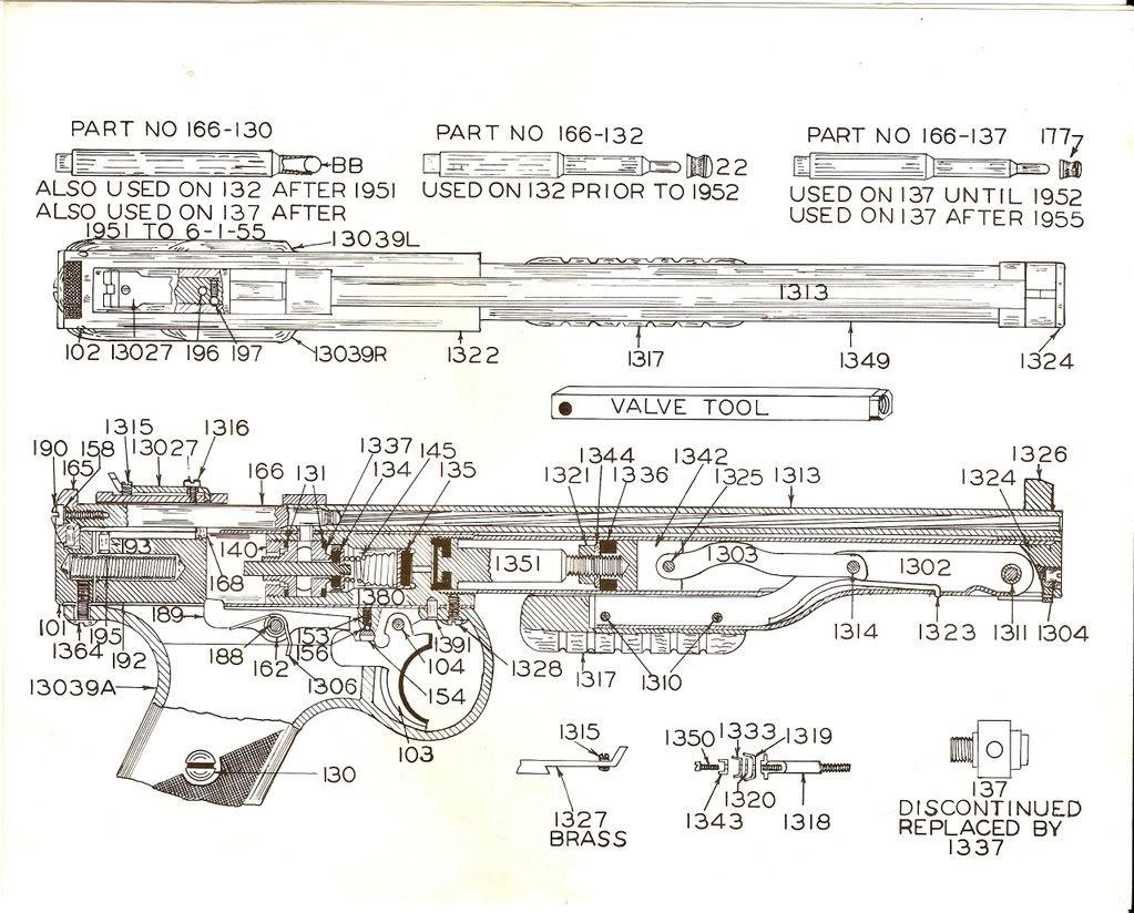 Benjamin 130 Parts Air Gun Home View Topic Benjamin