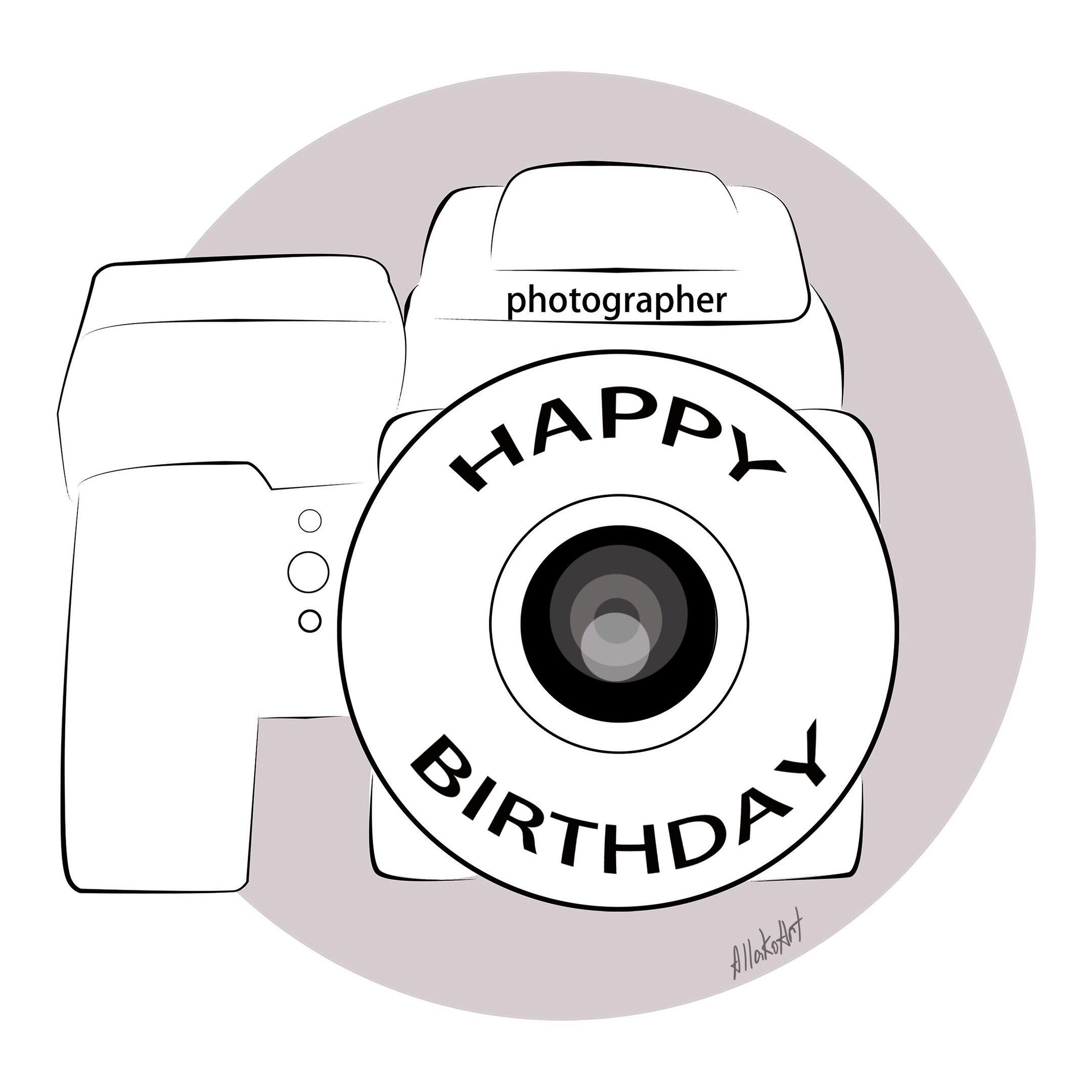 Fotoapparat Fujifilm Instax Mini Happy Birthday Instax Mini