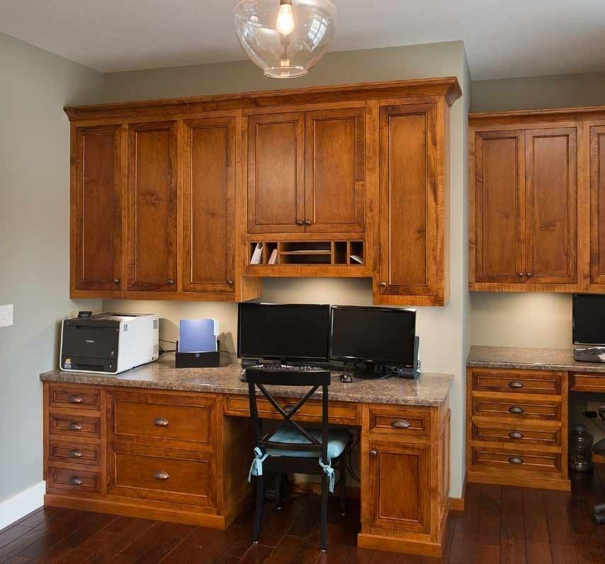 Amish Made Kitchen Cupboards | Kitchenette cabinets, Amish ...