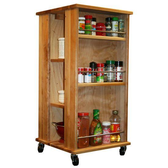 Catskill Kitchen Cube Craftsman Kitchen Kitchen Pantry Storage Cabinet Adjustable Shelving
