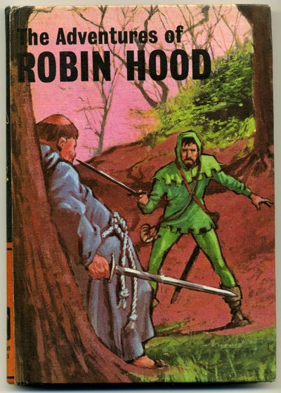 book  robin hood robin hood books