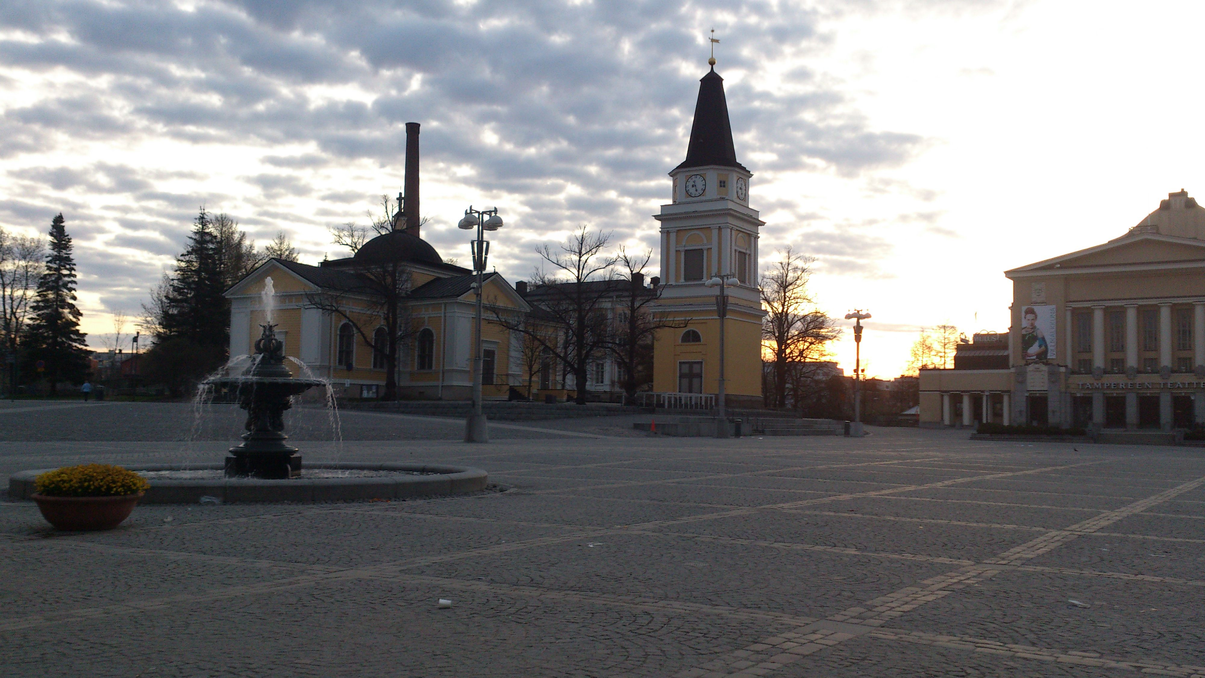 suomi tampere iha ee