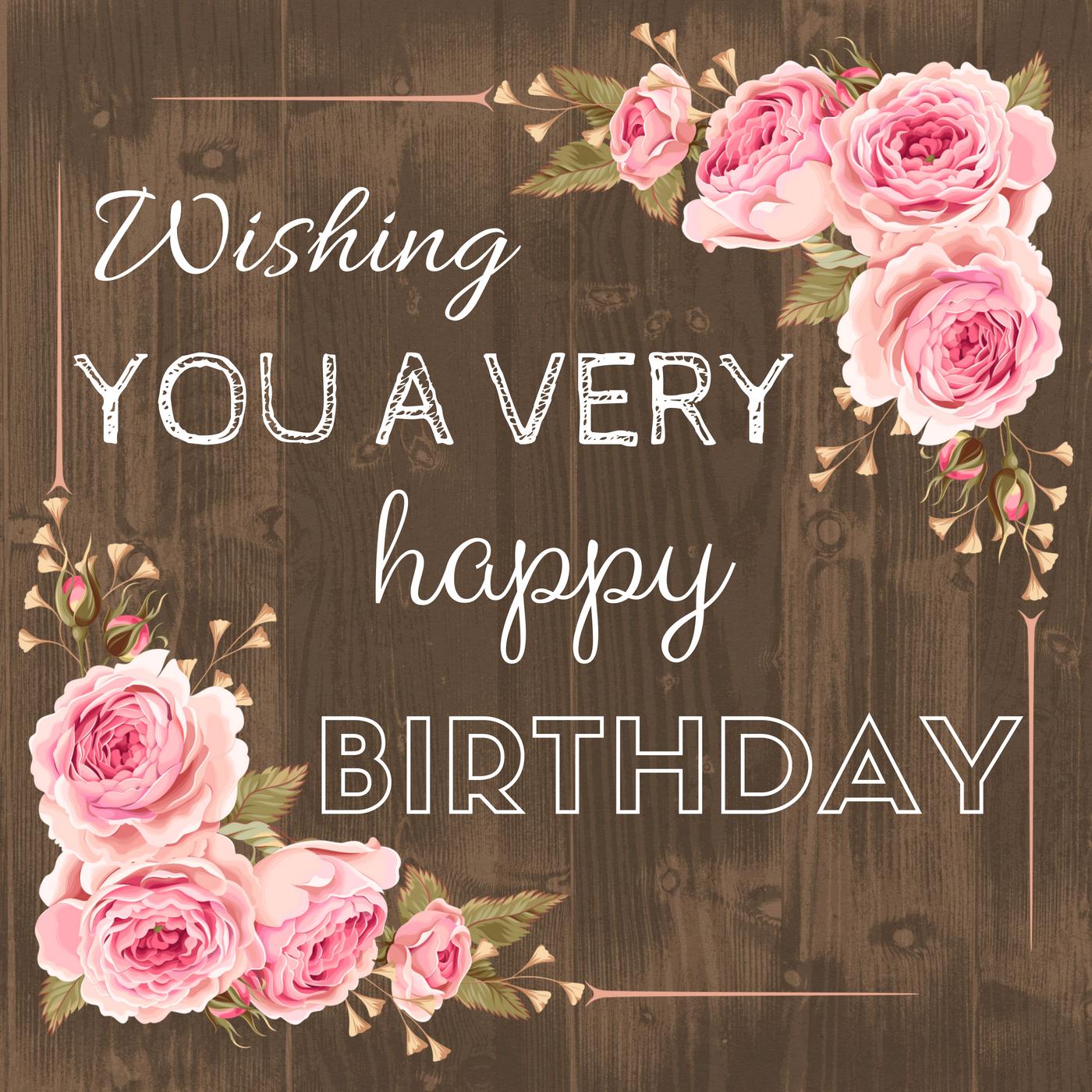 Happybirthday Birthdaywishes Happy Birthday Pinterest Happy