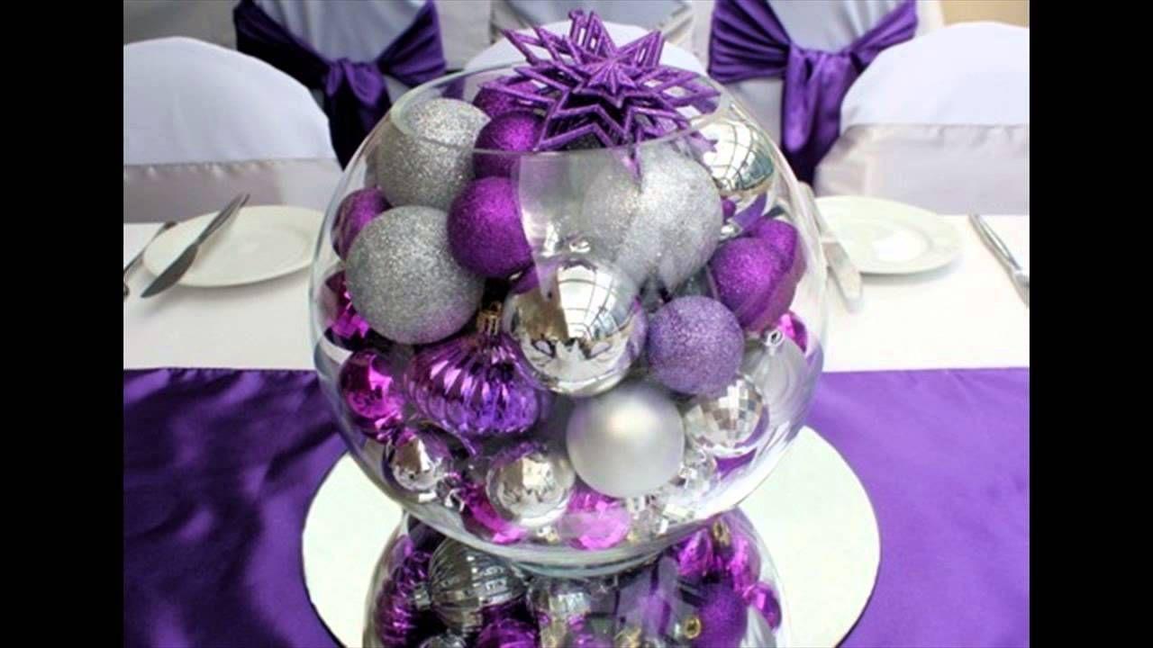decoracion-navidena-plata-y-morado9