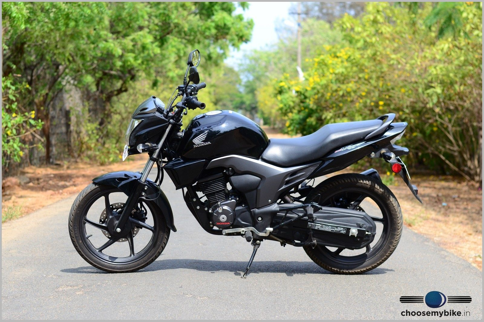 The Honda Cb Trigger Is Amongst The Better Looking Bikes In The