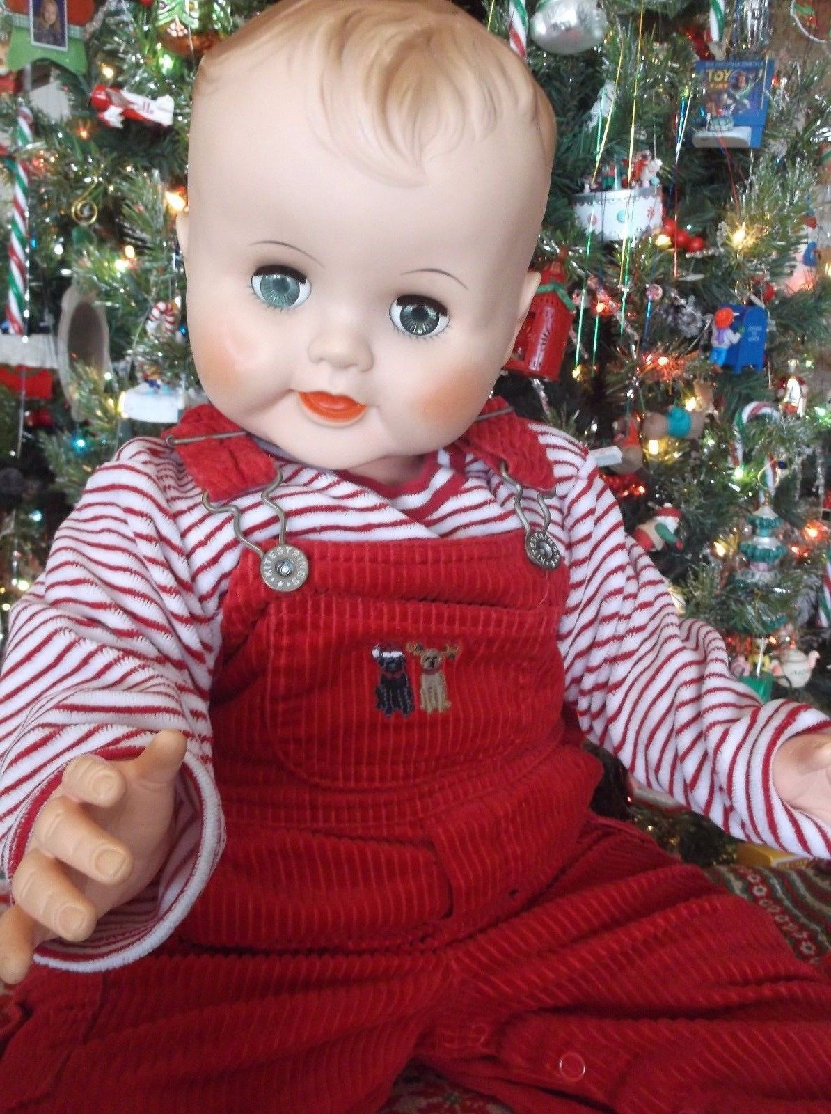 Vintage 50 S Vinyl Big Baby Doll 26 Quot Big Baby Dolls