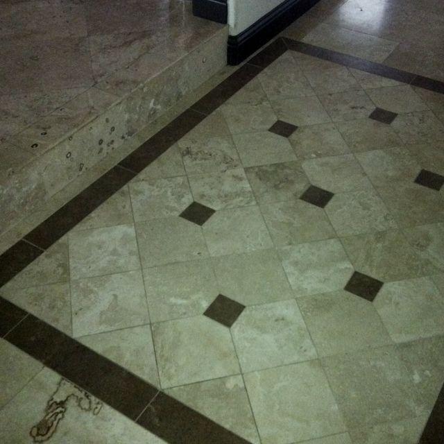 Tile rug. ;)