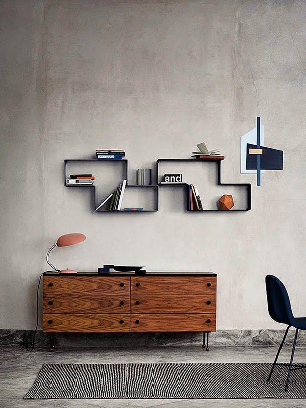 Mategot Dedal Shelves | wishlist | Pinterest