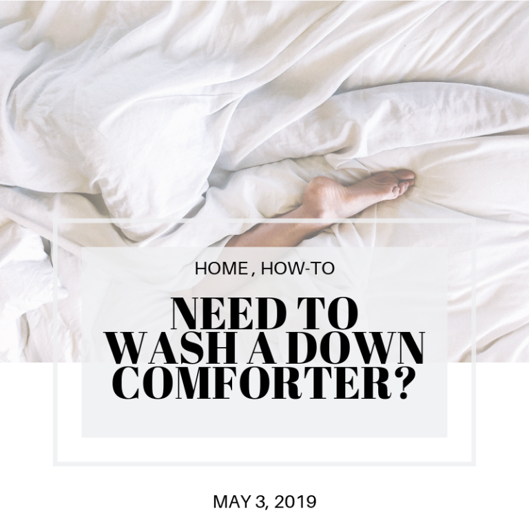 Wash A Down Comforter At Home Down Comforter How To Wash Comforter Comforters
