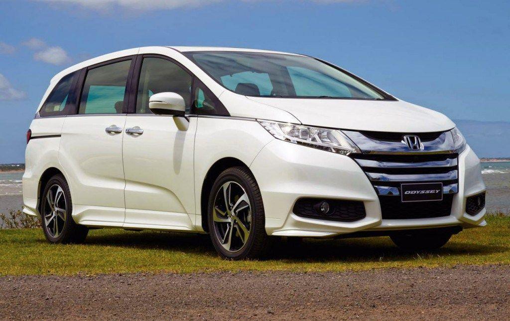 2020 Honda Odyssey Review And Release Date >> 2020 Honda Odyssey Changes Price And Release Date Rumor New Car
