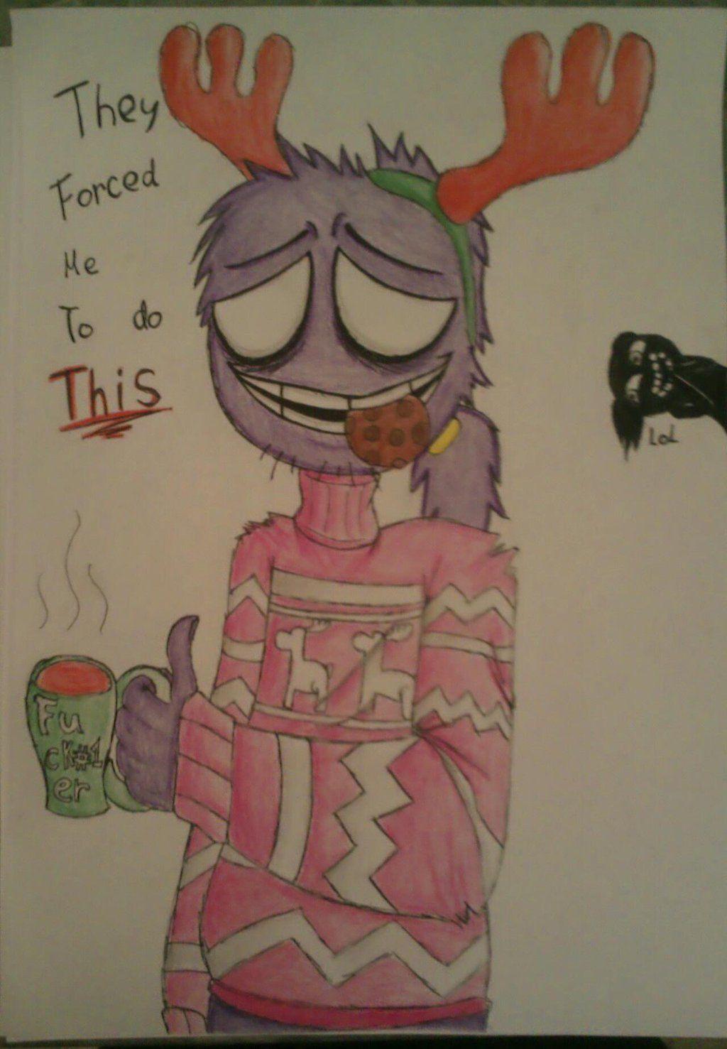 Phone guy x purple guy fanfic lemon - Purple Guy Fnaf Fnaf Purple Guy Vincent By Fluffykreme On Deviantart