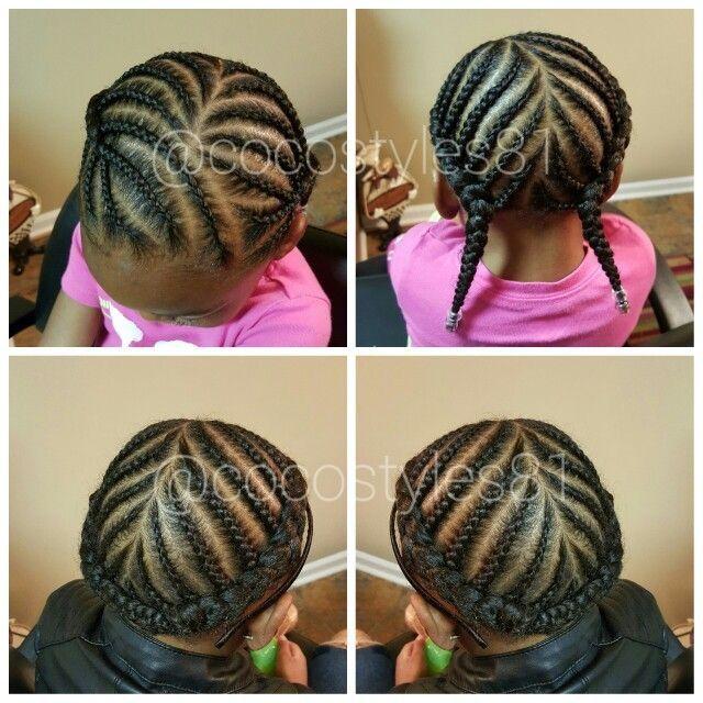 Girls Braided Hairstyles Pinmackey Holmes On Kid Braids  Pinterest  Kid Hairstyles
