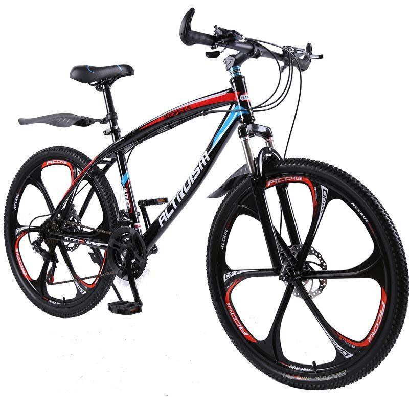 Altruism Q1 Mountain Bike 21 Speed Steel 26 Inch Women Bikes