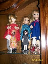 sad dolls