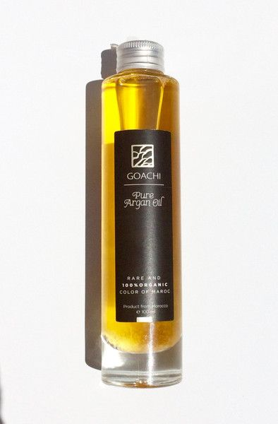 100% Organic Culinary Argan Oil 100ml - Heart healthy. Give your blood circulation a boost. Do it natural.
