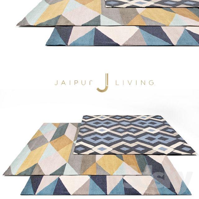 Jaipur Living Contemporary Rug Set 8