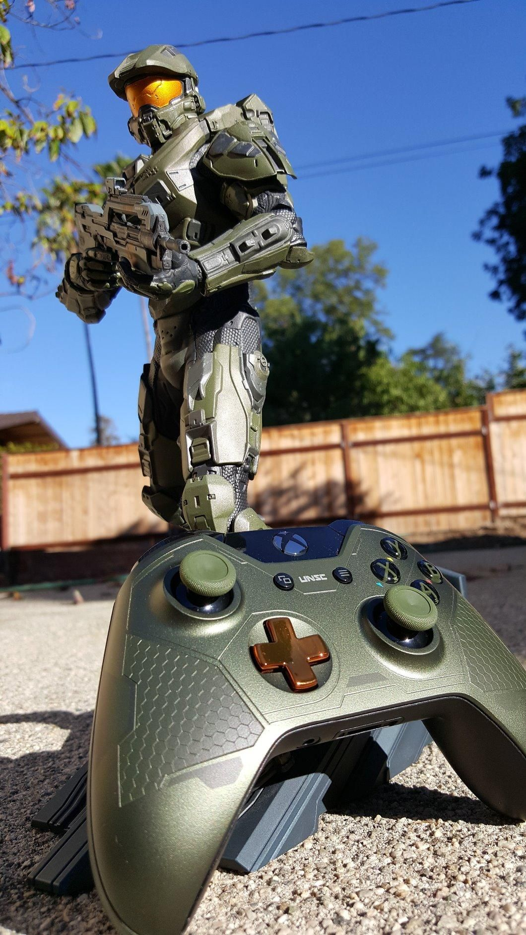 Xbox One Limited Edition Halo 5 Guardians Master Chief