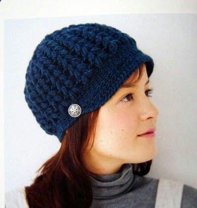 Pin de Thủy Trần Thị en mũ len | Pinterest