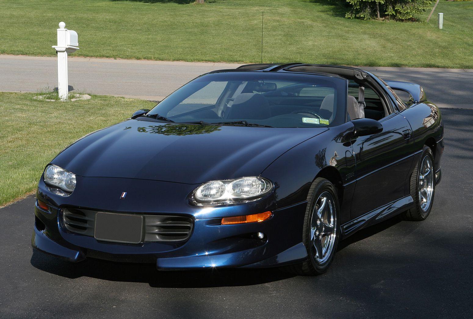 98 Camaro Z28