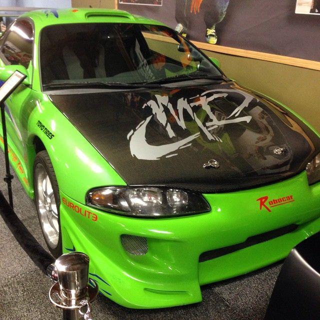 Epingle Par Nadjib Driftking Sur Mitsubishi Eclipse The Fast And The Furious